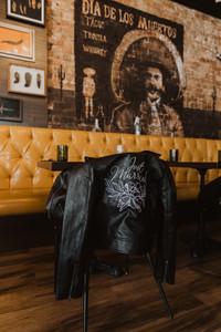 Wedding Day Leather Jacket