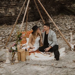 Surprise Engagement | Guelph, Ontario