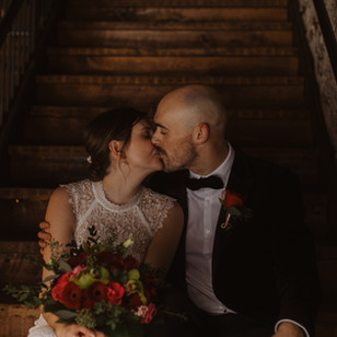 City Hall Wedding, Centre Wellington, ON | Rebecca & Rich