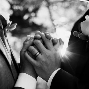 A Micro Wedding on Toronto Island | Michael & Jacob | Toronto, Ontario