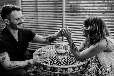 In-home Couples Session in Toronto, Ontario