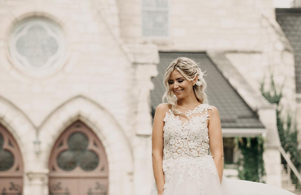wedding gown, bridal, wedding dress, white dress
