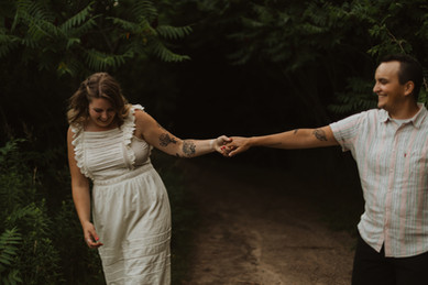 Summer Engagement Session in Guelph, Ontario
