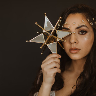 My Sun, Star & Moon | A Bohemian Styled Bridal Shoot at Salon Nine in Erin, Ontario
