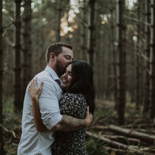 Summer Engagement Session at Guelph Lake