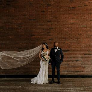 Intimate Micro Wedding on King Street West - Samira + Cory