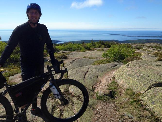 Mountain Biking in Acadia
