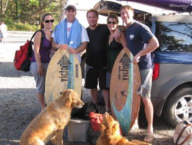 Boards & Friends