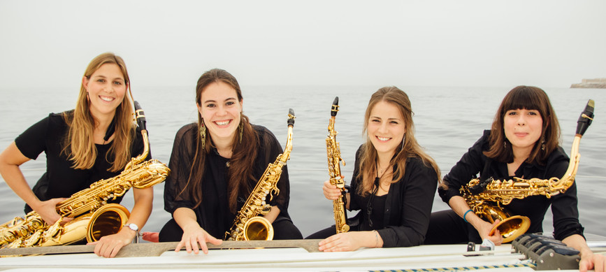 Quartet Vela - Carles Mascaró