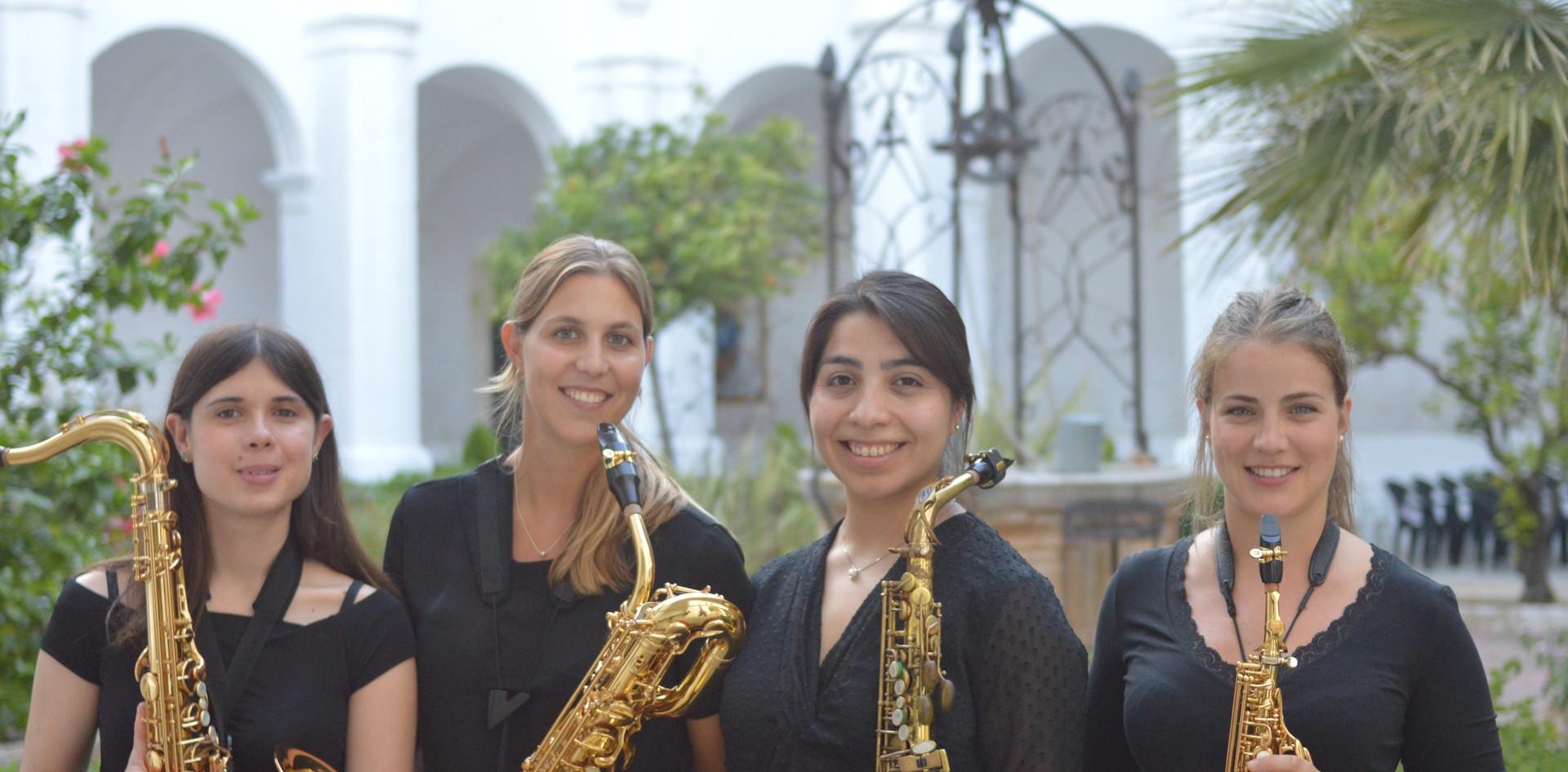 Quartet Vela - Roser Alles