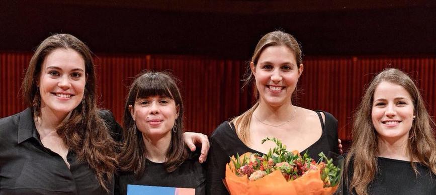 Quartet Vela - 3r prize DR P2