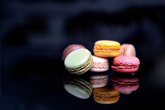 Parisian Macaron Product Photograph
