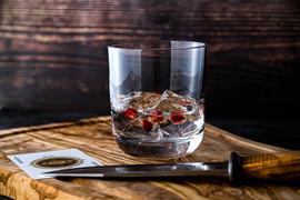 Pomegranate Vodka & Shards