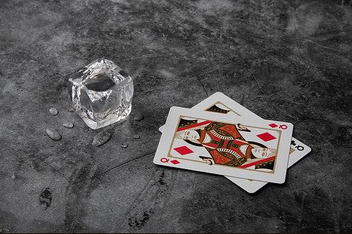 Medium 33mm Acrylic Ice Cube