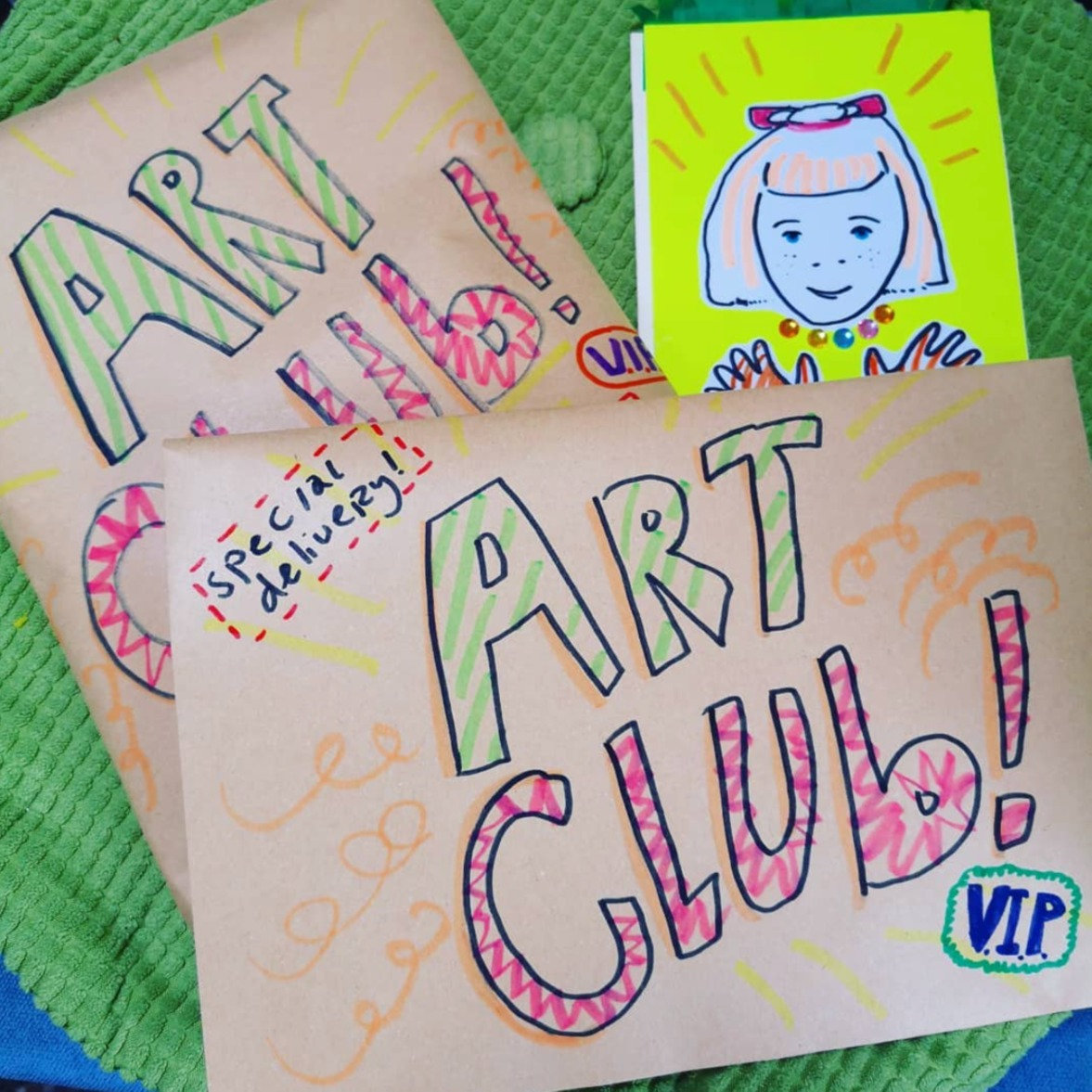 Little Islands Art Club, Adults (March)