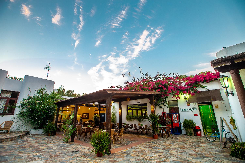 restaurante camping paloma