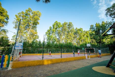 campo de futbol camping paloma