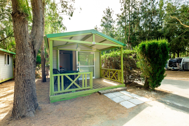 bungalow entrada
