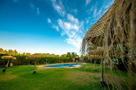 piscina camping paloma
