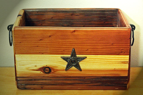 The Old West Handmade Storage Box