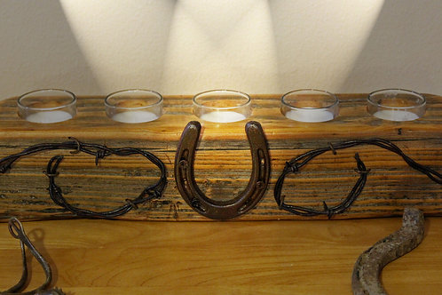 The Old El Paso 5 Votive Candle Holder