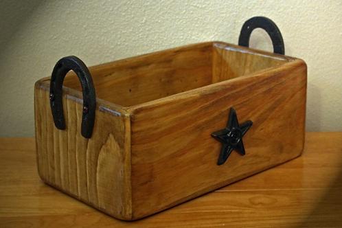 The Sage Brush Mountain Handmade Storage Box