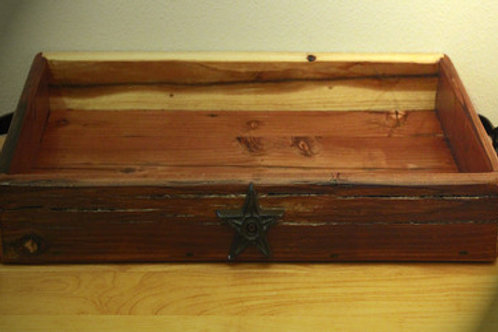 The Old West Handmade Serving Tray