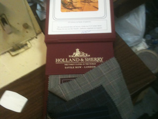 Holland and Sherry – the best textiles in the World