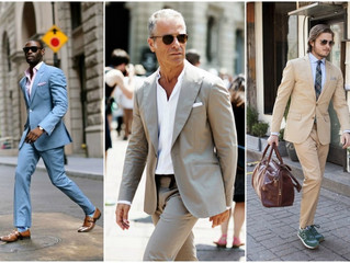 Top tips for the 2016 Summer suit  – Pt 1