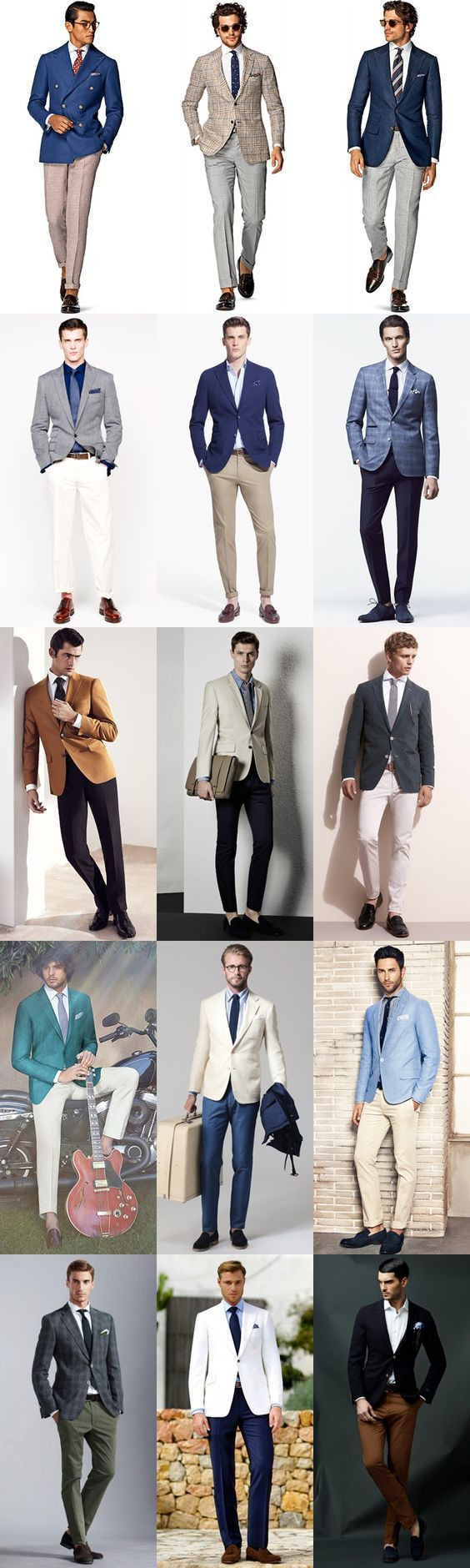 Summer Suit ideas 2018
