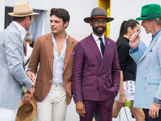 Top tips for the Summer Suit for 2016 – Pt 2
