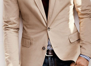 The Summer Suit Statement