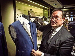 What Measurements does a Tailor need for a Made-To-Measure suit?