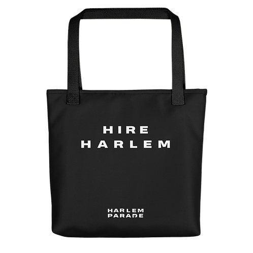 HIRE HARLEM TOTE BAG
