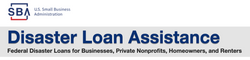 Federal Disaster Loans for Businesses, Private Nonprofits, Homeowners, and Renters