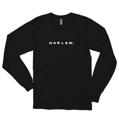 HARLM. (front) / PROTEST ART (back) LONG SLEEVE