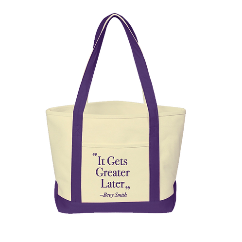 Bevelations Tote