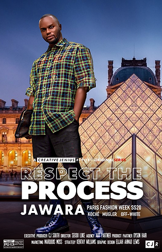Respect The Process - Jawara New4IGTV.pn
