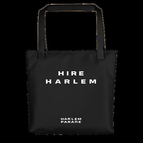 HIRE HARLEM TOTE BAG