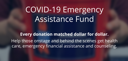 Broadway Cares/Equity Fights AIDS' COVID-19 Emergency Assistance Fund