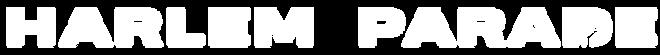 Harlem Parade White Logo.png