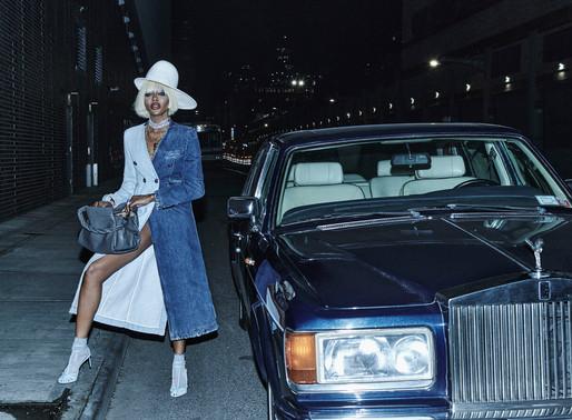 Naomi Campbell x Vogue Hong Kong