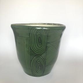 Pot of Wisdom - Green
