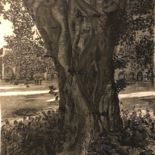 The Dryads and the Axeman #MeToo