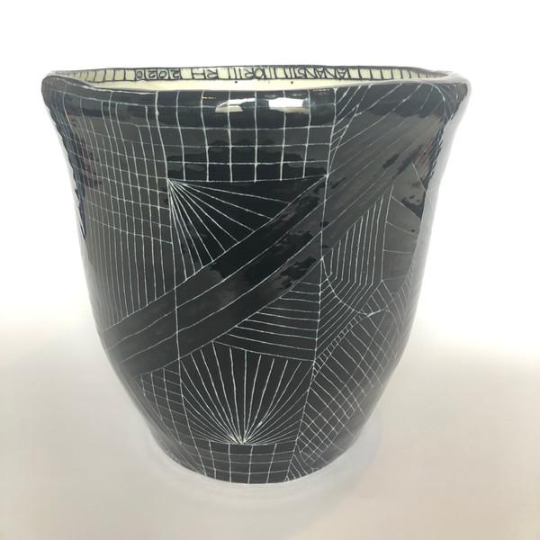 Pot of Wisdom - Black