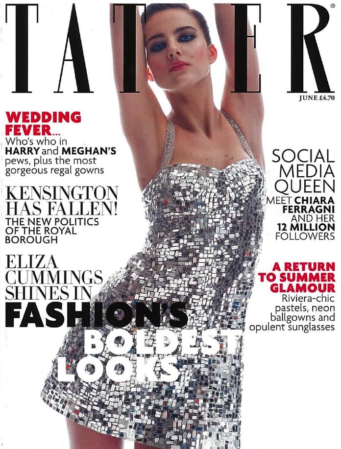 Tatler cover June2018