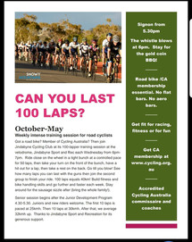 100 LAPPER - can you last the distance?