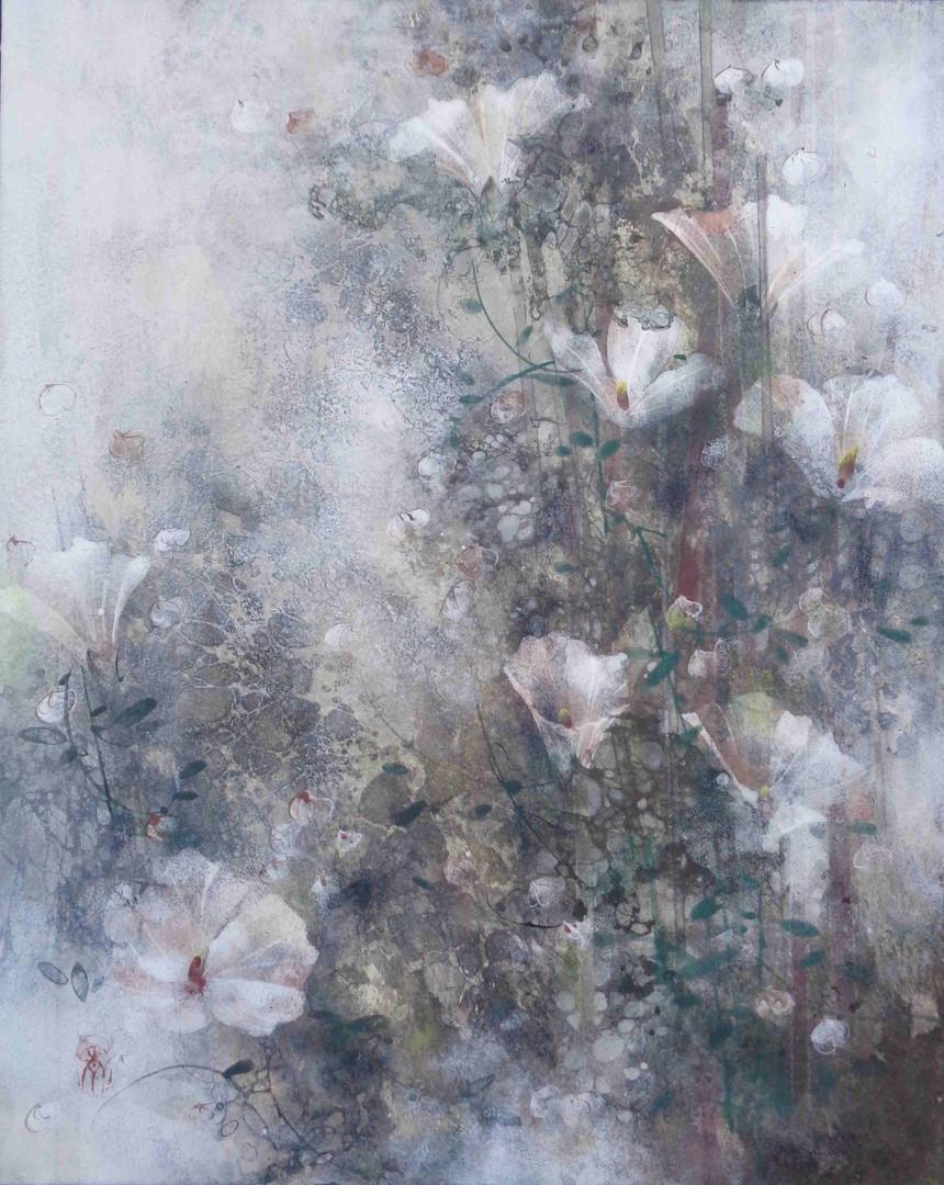 Linière - 46 x 38 cm / 2018