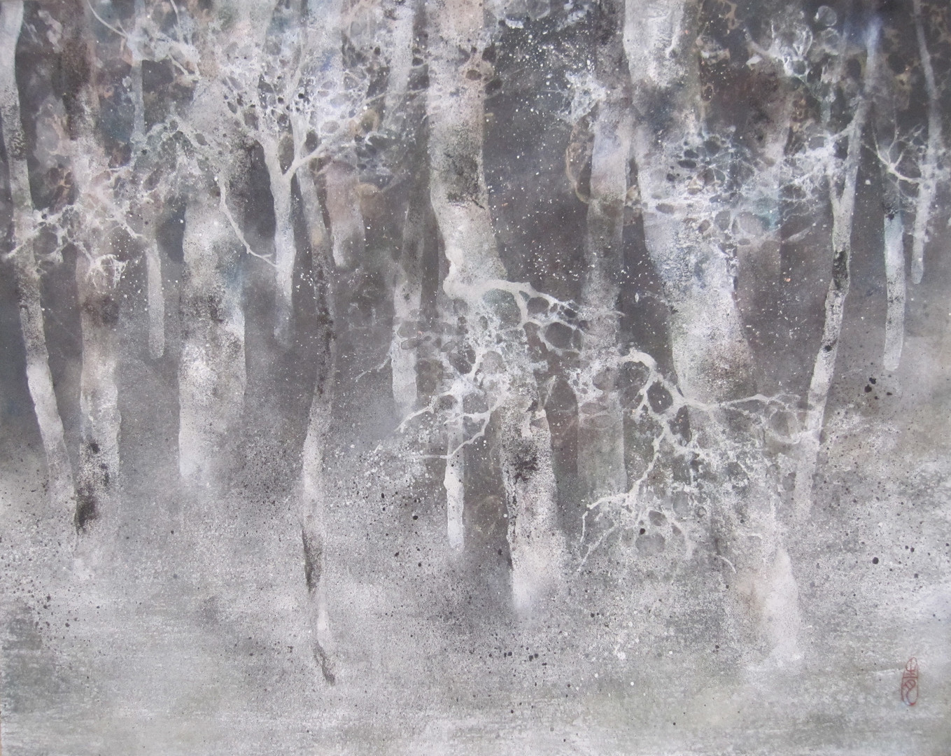 Instant - 40 x 50 cm / 2015