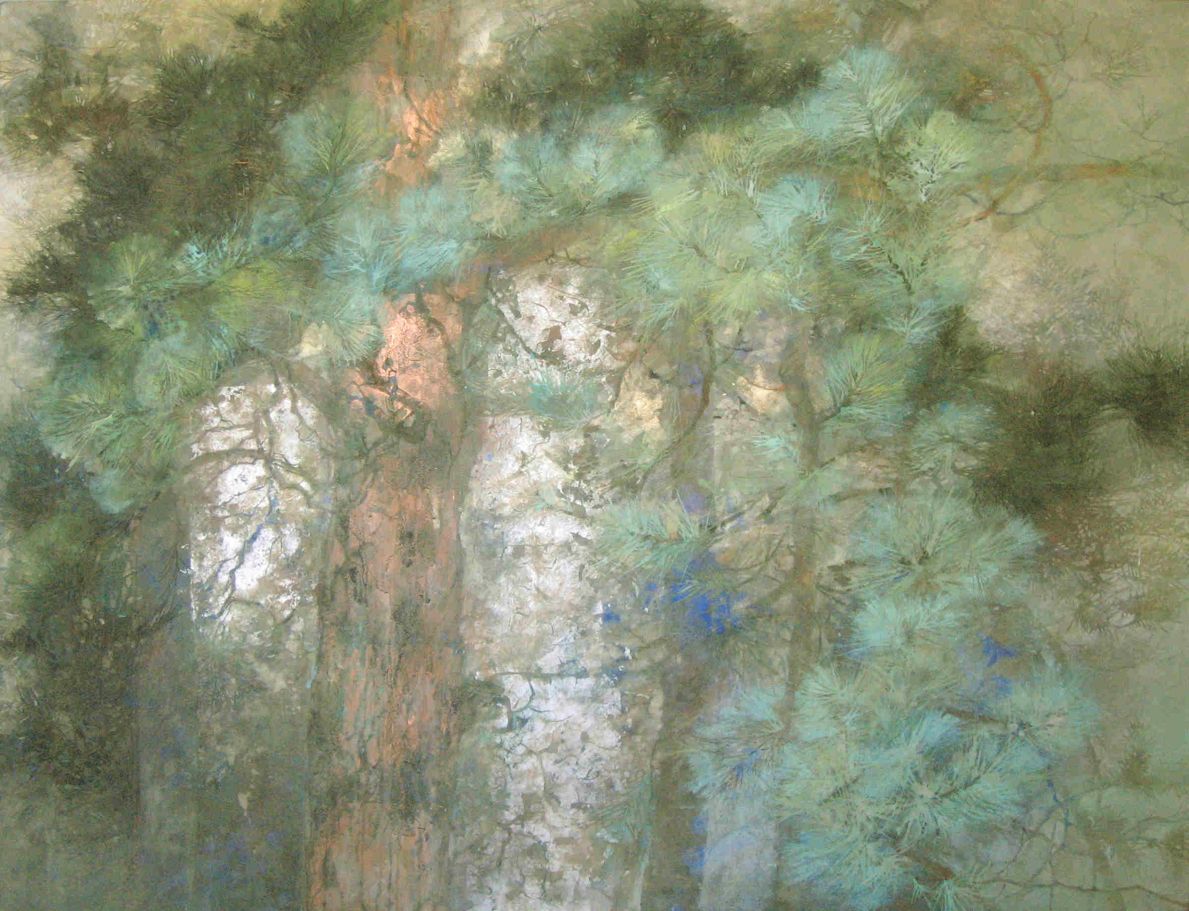 Couleurs de l'été - 94x122cm/ 2007
